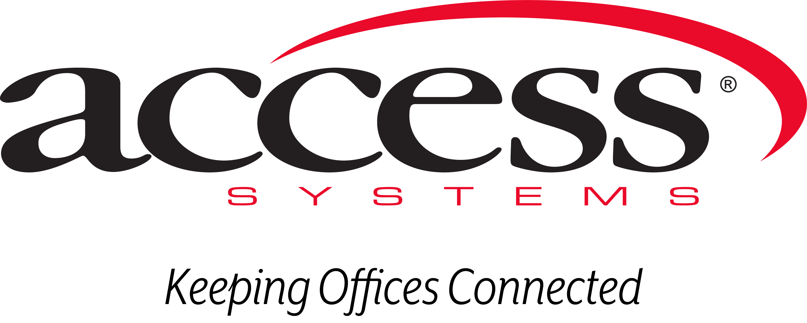 Access Systems Logo with tagline