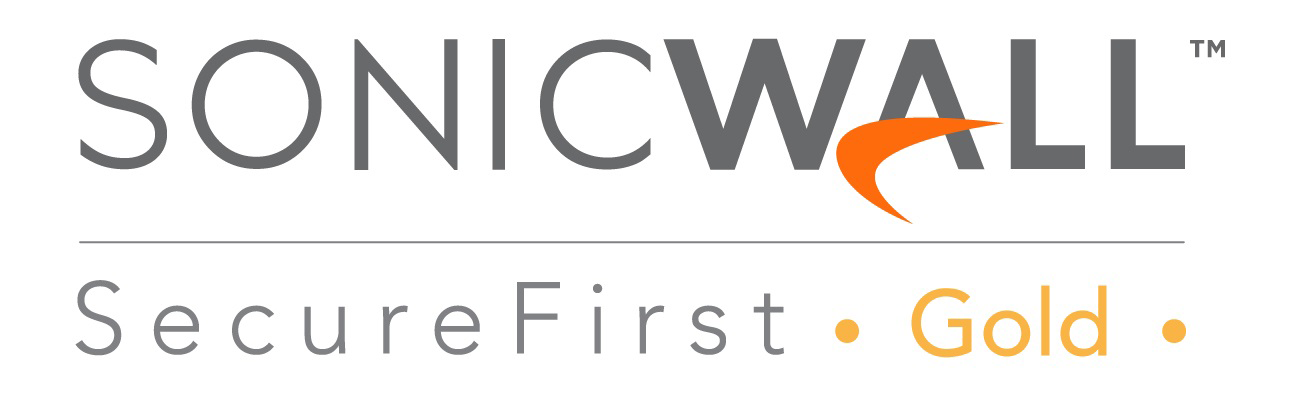 SonicWall SecureFirst Gold Partners