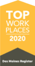 TopWorkPlaces2020