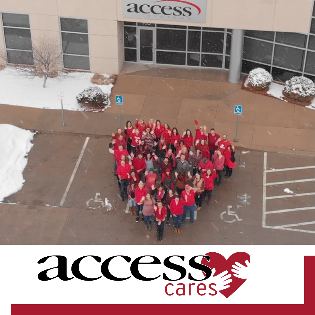 Access Systems Gives Back: An Overview of Access Cares